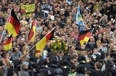 Merkel says 'hate in the streets' has no place in Germany following violent far-right rally