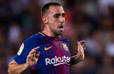 Borussia Dortmund line up potential €25 million deal for Barcelona striker 9bfbcefe808