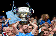 Man-of-the-match, working in paediatrics, cruciate comeback and Dublin glory