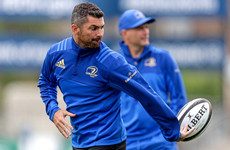 'I hit my best speed time in six years' - Rob Kearney beats the fear of injury