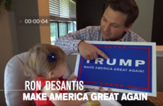 Florida's crazy race for governor has racism claims and a candidate reading Trump books to his kids