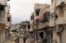 Activists claim Syrian troops are widening shelling attacks