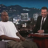 Kanye West finally came up with an answer for Jimmy Kimmel's question about Trump that left him speechless