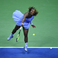 Serena and Venus to clash for 30th time as Cornet shrugs off US Open sexism storm