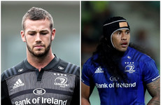20-year-old Doris starts Pro14 opener as Tomane gets Leinster debut