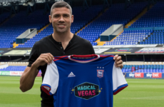 Ireland striker Walters returns to Ipswich in search of regular game-time
