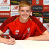 Highly-rated Irish goalkeeper rewarded with new Liverpool contract