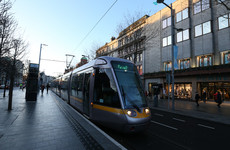 Luas drivers could take industrial action because new routes are messing with their lunch