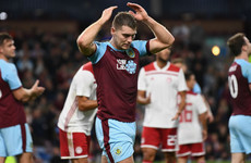 End of the road for Burnley after missed chances and late draw at Turf Moor