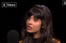 Jameela Jamil spoke brilliantly about how destructive social media can be for body image