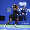 Serena Williams has been playing tennis in a tutu after she was told she shouldn't wear a catsuit