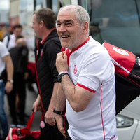 Mickey Harte reveals he is in the clear following cancer treatment