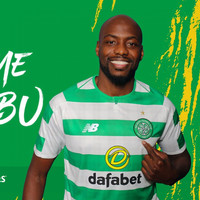 Celtic announce signing of Conogolese midfielder