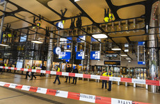 Amsterdam police shoot suspect following stabbing in city's central station
