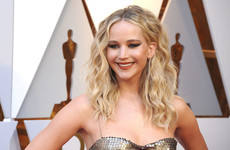 FYI: It's really important to Jennifer Lawrence that we know she still eats pizza