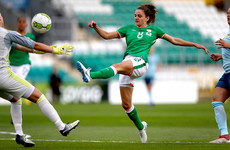 Pick that one out! Screamers from Kiernan and McCabe put Ireland in control at Tallaght
