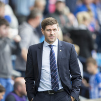 Rangers boss Gerrard: I wish I was playing against Celtic this weekend