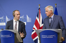 Just months out from Brexit, Barnier warns that a solution to the Irish border issue is still needed