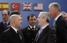 NATO leaders meet to discuss handover and exit from Afghanistan