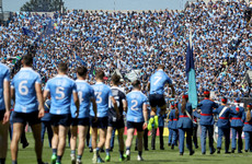 Dubs name unchanged side for All-Ireland decider against Tyrone