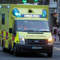 Dublin Fire Brigade paramedic injured by slingshot projectile