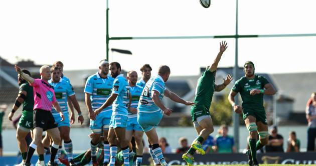 Hogg nails late drop-goal as Friend's Connacht tenure starts with Glasgow defeat