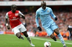 Balotelli has 'no intention' of leaving City