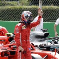 Kimi Raikkonen sets fastest lap in F1 history to claim pole position at Monza