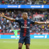 Furious Mbappe shown red card for pushing over opponent in wild end to PSG game