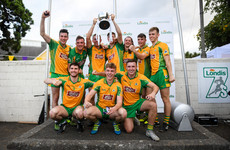 Corofin crowned Kilmacud Sevens champions