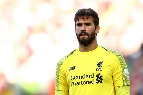 Alisson has vowed not to repeat his mistake against Leicester today.