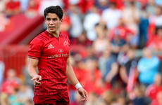 Munster happy with Carbery debut as scrum-half Cronin shines