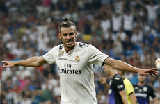 Gareth Bale on target as Real Madrid continue winning La Liga start