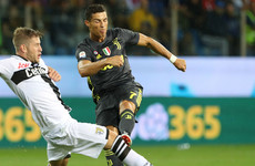 Juventus prevail but Cristiano Ronaldo's wait for a goal goes on