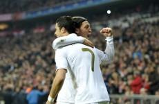 Das Boot: Real complain after riddle of Ronaldo's stolen footwear