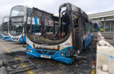 Man (36) released on bail following arrest in connection to bus destroyed by fire damage