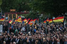 18 people injured in Germany as rival protesters clash over immigration