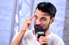 Celebrity Big Brother host Rylan called on producers to show housemates the footage of Roxanne