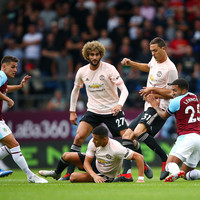 As it happened: Burnley v Manchester United, Premier League