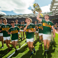 Kerry minors see off Galway to complete historic All-Ireland five-in-a-row