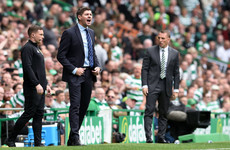 Gerrard: Rangers were beaten by a refereeing decision