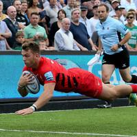 Saracens fight back to make winning start to Premiership title defence