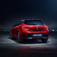 The Toyota Corolla Hybrid is coming to Ireland
