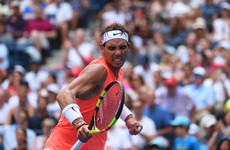 Nadal, Del Potro, Serena, Stephens into US Open last 8, dad-to-be Isner keeps home hopes alive