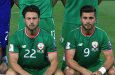 Arter and Long out as O'Neill trims Ireland squad for Wales and Poland