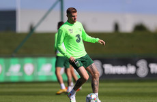 O'Neill defends McClean after controversial Rice tweet