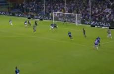 Incredible Quagliarella goal rounds off Ancelotti's first Serie A defeat at Napoli