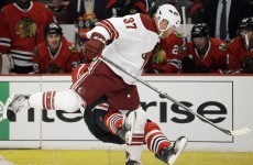 NHL: Blackhawks have their wings clipped by Coyotes
