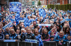 In pics: Thousands of fans take over Smithfield to honour Dublin's four-in-a-row success
