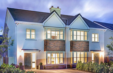 New three and four-bed family homes in commuter-friendly Naas